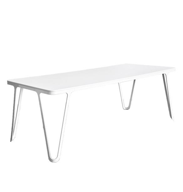 ALUMINUM TABLE_SEBASTIAN SCHERER