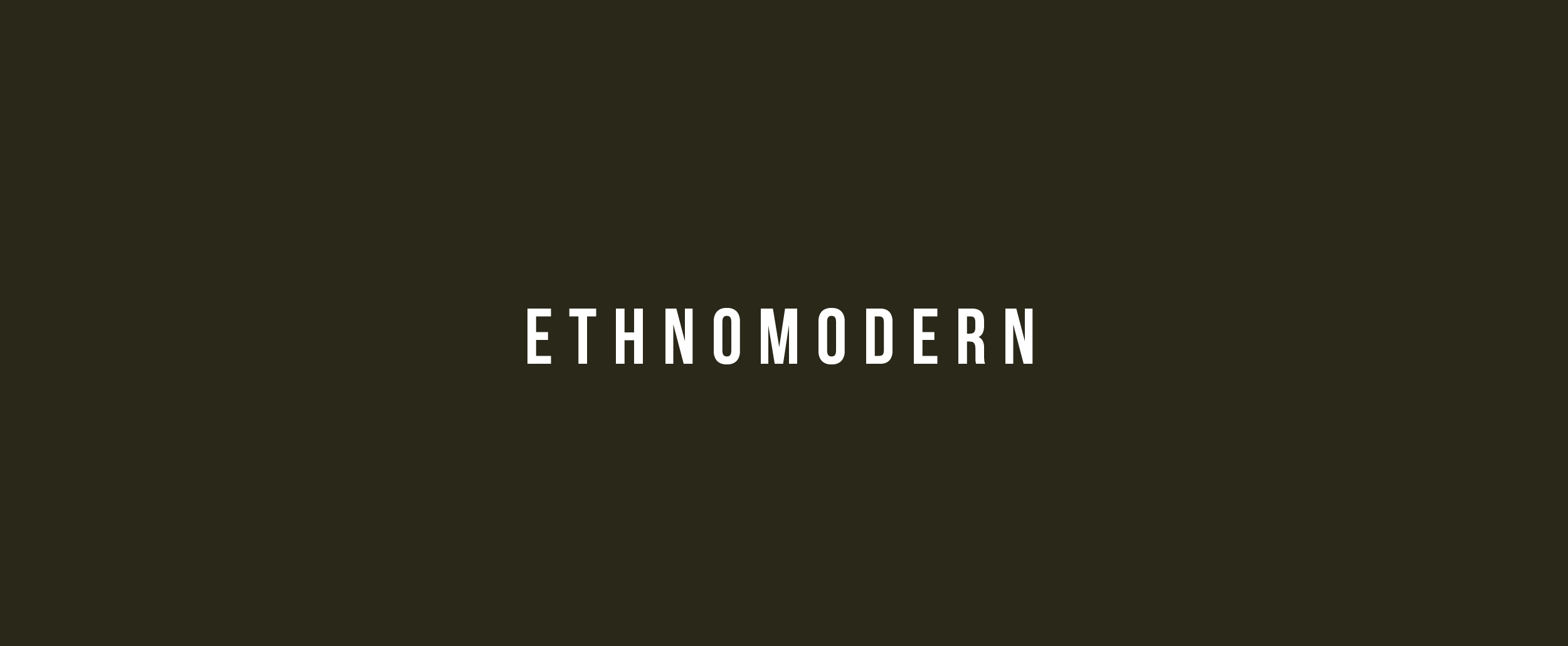 ethnomodern